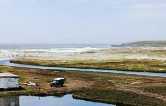 Kings Ridge Cottage _Sand Point_Falkland Islands