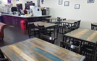 Crozier Place Cafe_Stanley_Falkland Islands