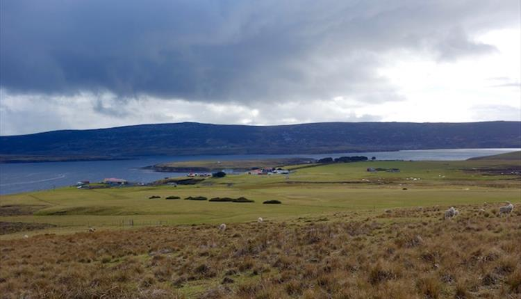 White Grass Cottage_San Carlos_Falkland Islands