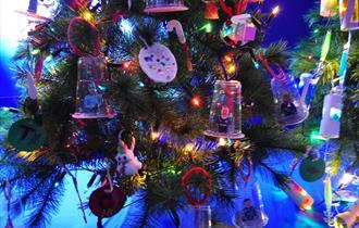 Christmas Tree Festival - Falkland Islands