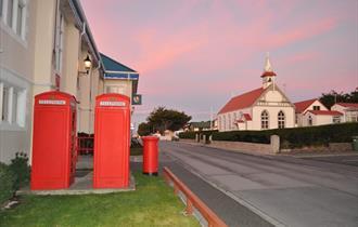 St Mary's Catholic Church, Stanley, Falkland Islands