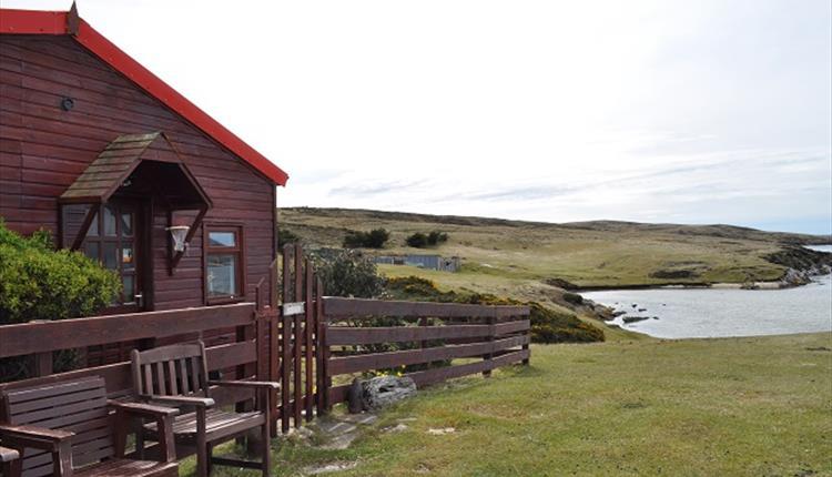 Moelwyn Cottage_Port Edgar_West Falklands