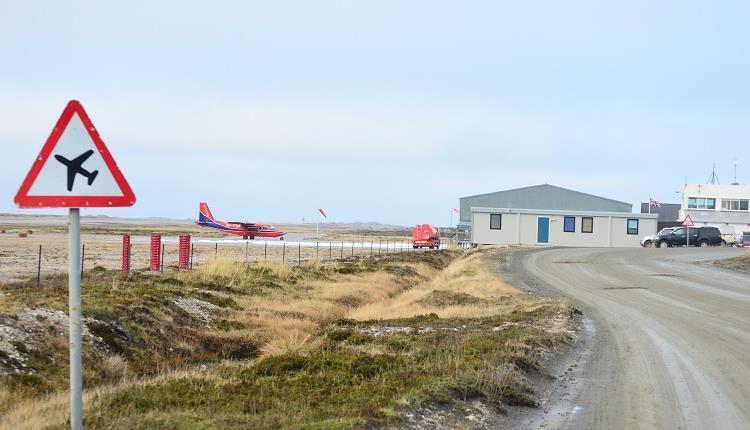 FIGAS (Falkland Islands Government Air Service)