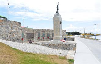 1982 Liberation Monument - Falkland Islands