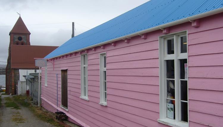 The Pink Shop _Stanley_Falkland Islands