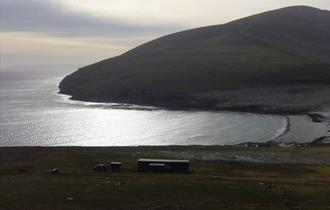 The Neck_Saunders Islands_Falkland Islands