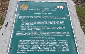 Port Egmont - First Settlement