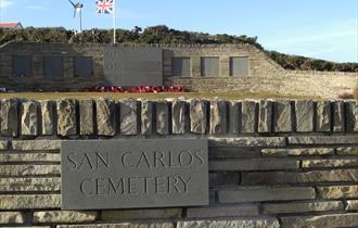 Blue Beach Cemetery