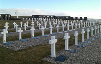 Argentine War Cemetery