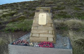"""""""H"""" Jones Memorial"""