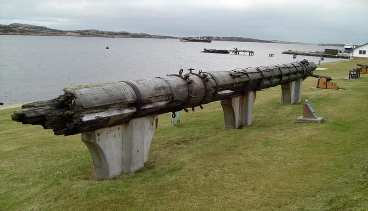 SS Great Britain Mizzen Mast
