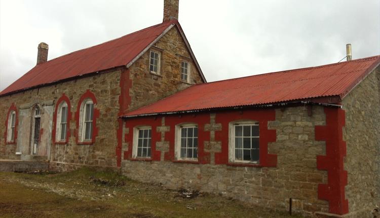 Shallow Bay Cottage_Shallow Bay_Falkland Islands