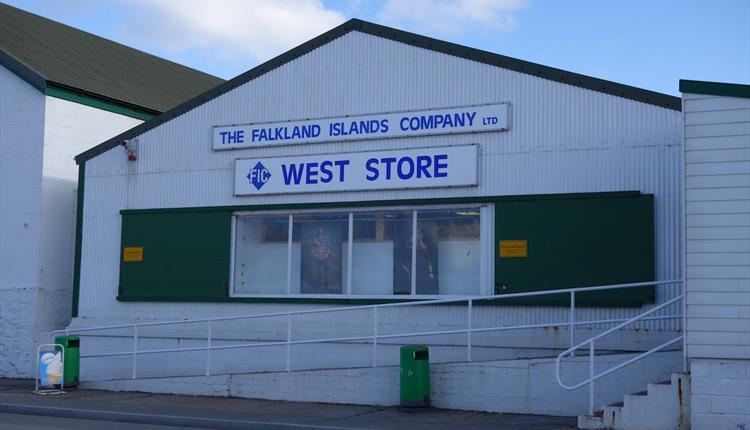 West Store Supermarket