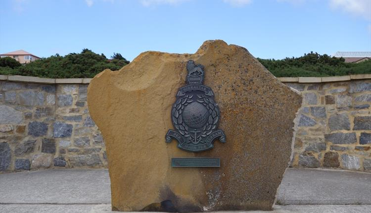 Royal Marines Monument
