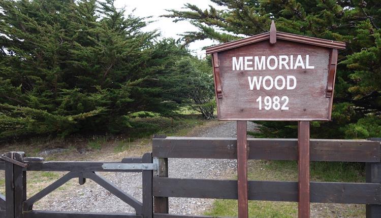 1982 Memorial Wood