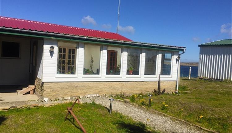 Coast Ridge Cottage_Fox Bay East _Falkland Islands