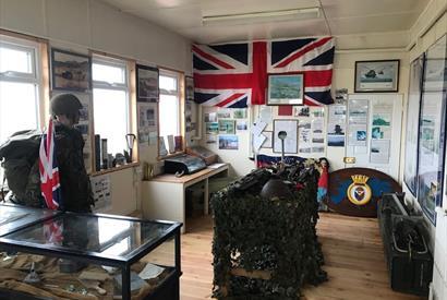 Falkland Islands - Goose Green Museum