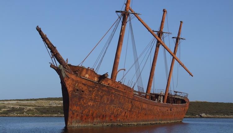 Lady Elizabeth Shipwreck