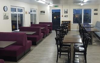 The West Store Cafe_Mount Pleasant Complex_Falkland Islands