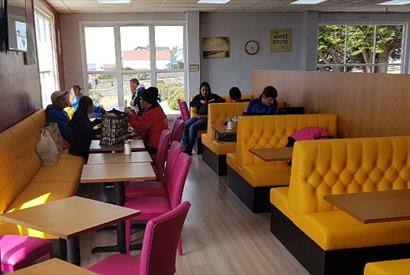 West Store Cafe_Stanley_Falkland Islands