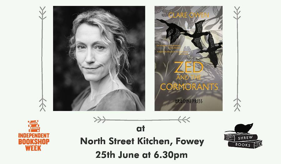 Local author Clare Owen, in conversation with illustrator Sally Atkins