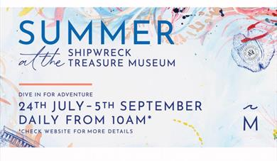 Summer at The Shipwreck Museum