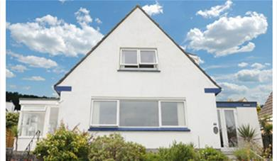 Detached House with Open Views & Parking