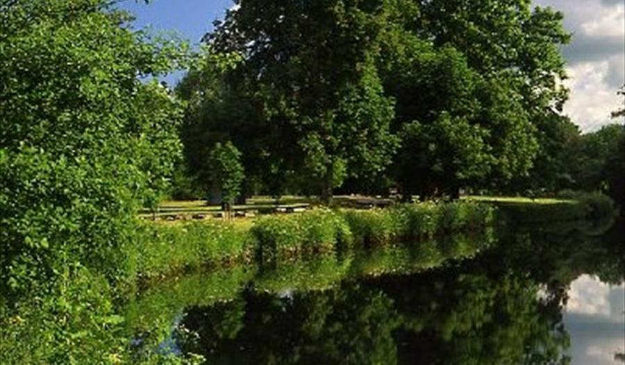 Coulson Park, Lostwithiel, Cornwall