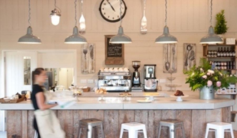 Duchy Nursery Cafe