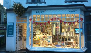 Enjoy! Fowey - Gift Shop