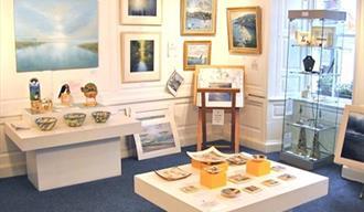 Fowey River Gallery