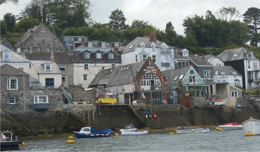 Fowey Gallants Sailing Club