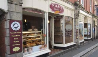 Niles Coffee Shop