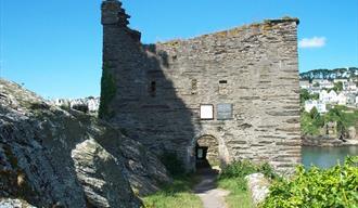 Polruan Blockhouse