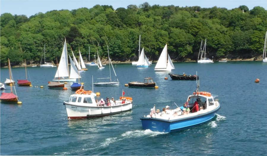 Fowey River & Sea Cruises