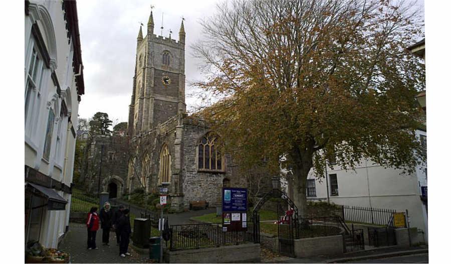 St Fimbarrus Church