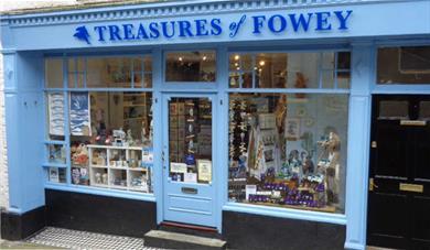 Treasures of Fowey