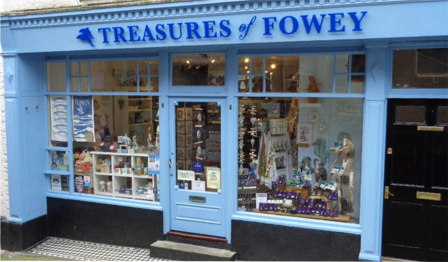 Treasures of Fowey