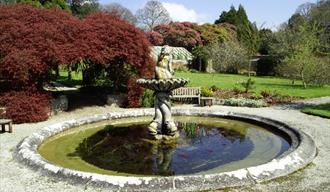 Tregrehan Garden, Par, Cornwall