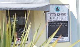 Yummy Scrummy Cafe