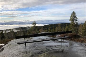 Ringkolltoppen - what a view!