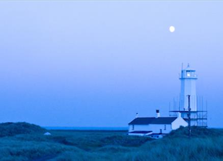 The Lighthouse on Walney