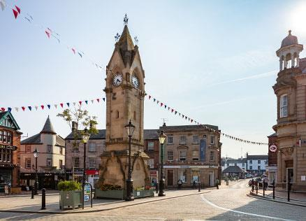 Market Town to Mere - Penrith to Ullswater