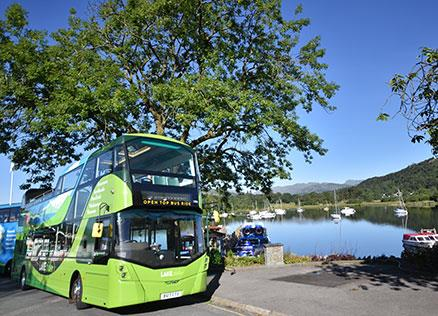 Hawkshead and Coniston by Bus- A Winding, Scenic Adventure