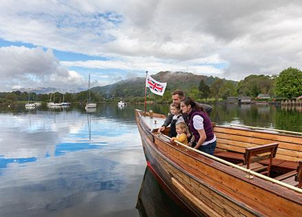 South and Central Lakes – The Golden Triangle!