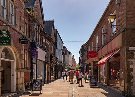 Exploring Carlisle to Brampton Car-Free