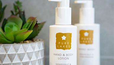 Win with Pure Lakes Natural Skincare
