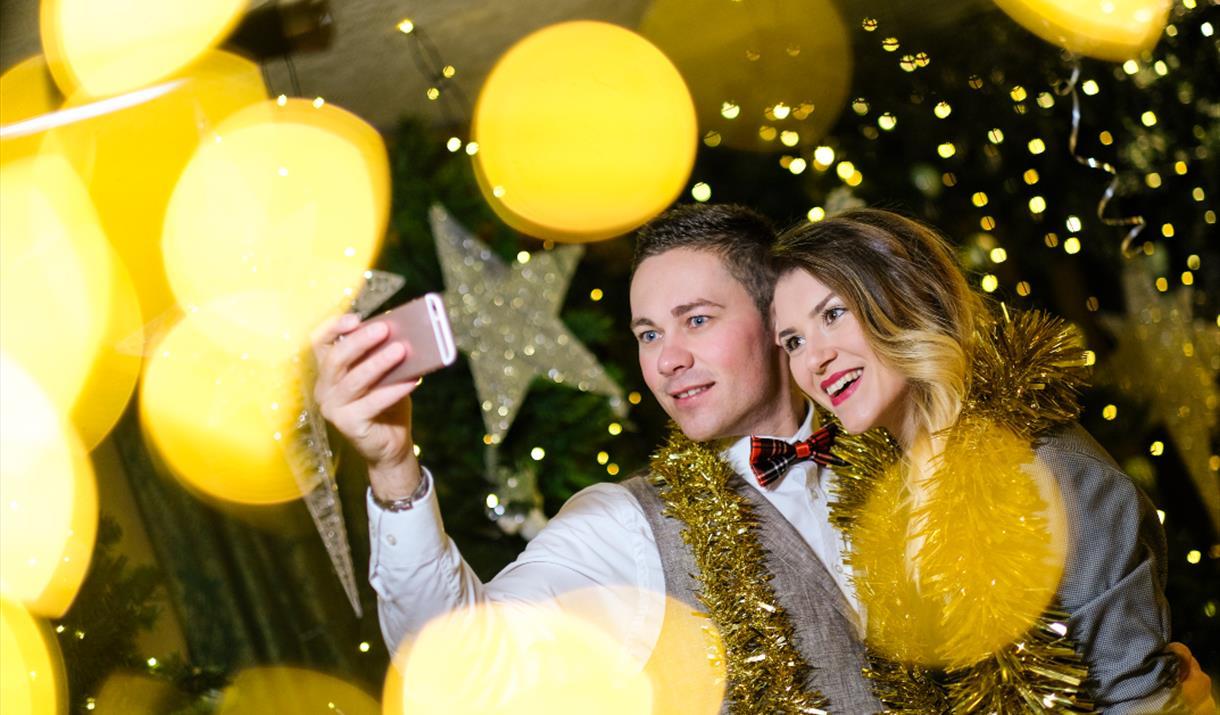 Borrowdale Hotel Christmas Party Night