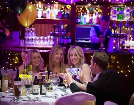 Skiddaw Hotel Christmas Party Night