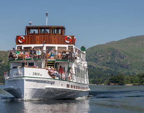 Windermere Lake Cruises, Waterhead